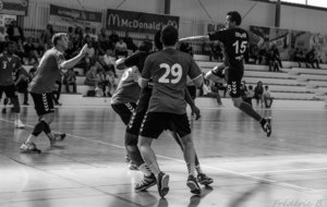 Match NM3 Handball VS Cesaire-Levillain